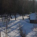 Skiwochenende Frauenstein 2019, Foto Ausblick